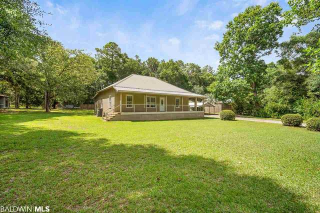14840 Bluff Road, Summerdale, AL 36580 (MLS #299682) :: EXIT Realty Gulf Shores