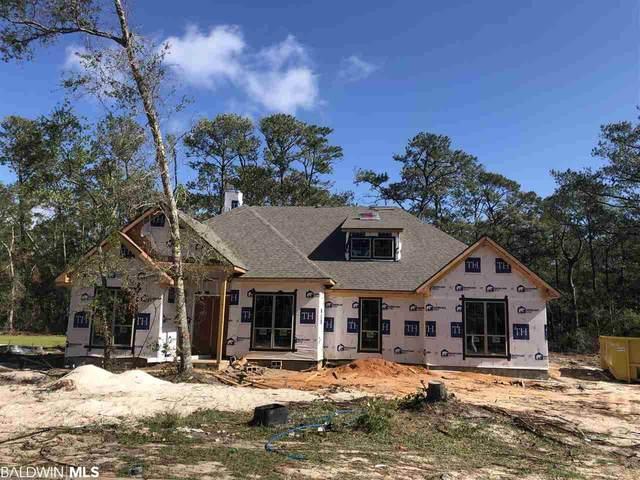 45 Haven Dr, Gulf Shores, AL 36542 (MLS #299739) :: Dodson Real Estate Group