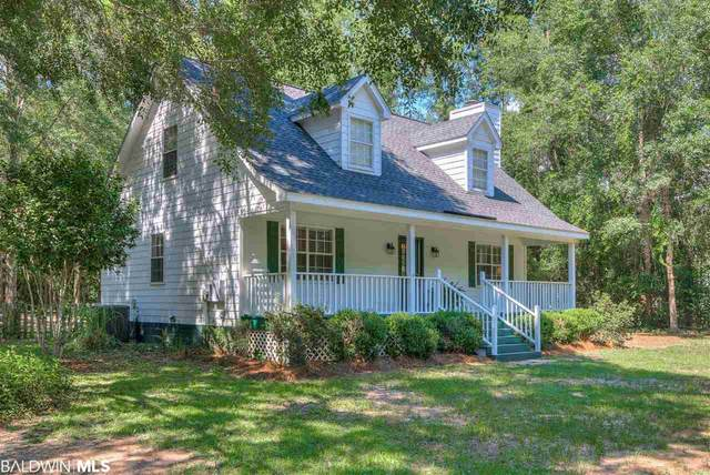 14385 Cougill Av, Magnolia Springs, AL 36555 (MLS #299929) :: Dodson Real Estate Group