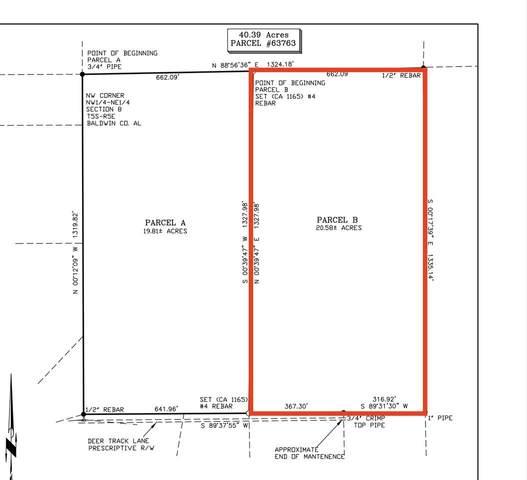 0 Goat Cooper Road, Robertsdale, AL 36567 (MLS #300053) :: JWRE Powered by JPAR Coast & County