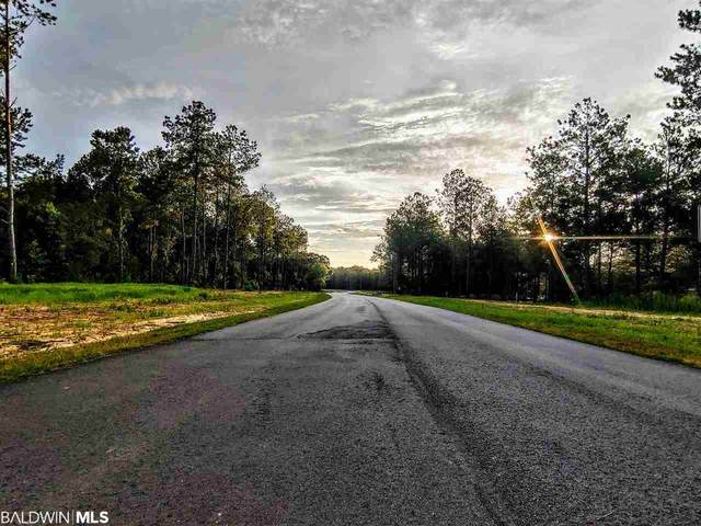 000 Anglers Trail, Bay Minette, AL 36507 (MLS #300098) :: Dodson Real Estate Group