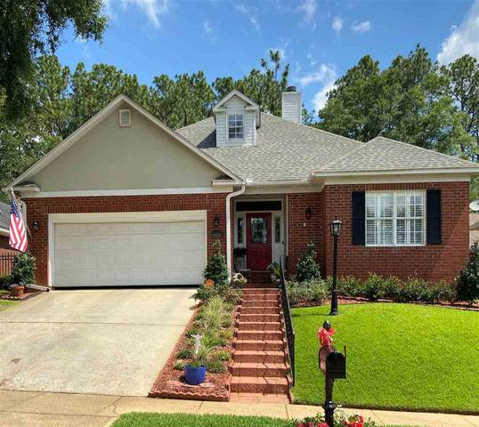 6436 S Hillcrest Crossing, Mobile, AL 36695 (MLS #300223) :: Elite Real Estate Solutions