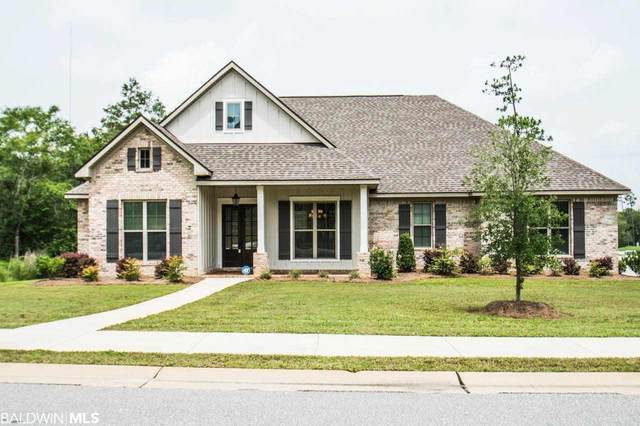 12207 Gracie Lane, Spanish Fort, AL 36527 (MLS #300260) :: The Kim and Brian Team at RE/MAX Paradise