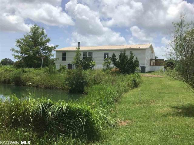 17718 County Road 73, Summerdale, AL 36580 (MLS #300290) :: Elite Real Estate Solutions
