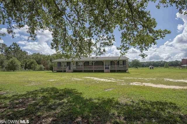 12159 S Strickland Lane, Grand Bay, AL 36541 (MLS #300590) :: Coldwell Banker Coastal Realty