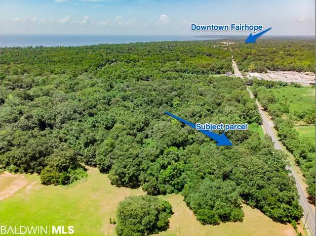 0 S Section Street, Fairhope, AL 36532 (MLS #300764) :: Dodson Real Estate Group