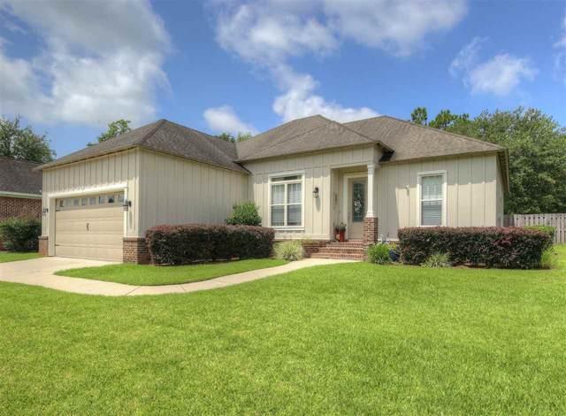 20391 La Clarissa Avenue, Fairhope, AL 36532 (MLS #301101) :: Elite Real Estate Solutions