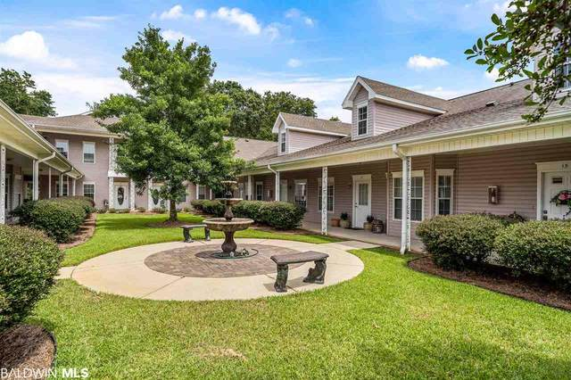 102 Courthouse Drive #13, Fairhope, AL 36532 (MLS #301314) :: Elite Real Estate Solutions