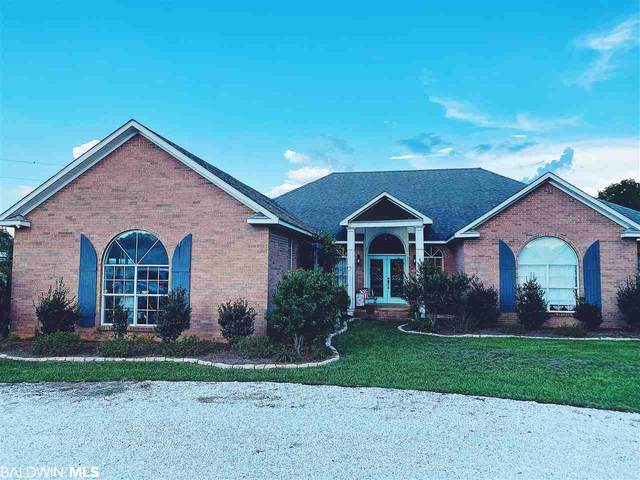 65 Nichols Avenue, Atmore, AL 36502 (MLS #301784) :: Dodson Real Estate Group