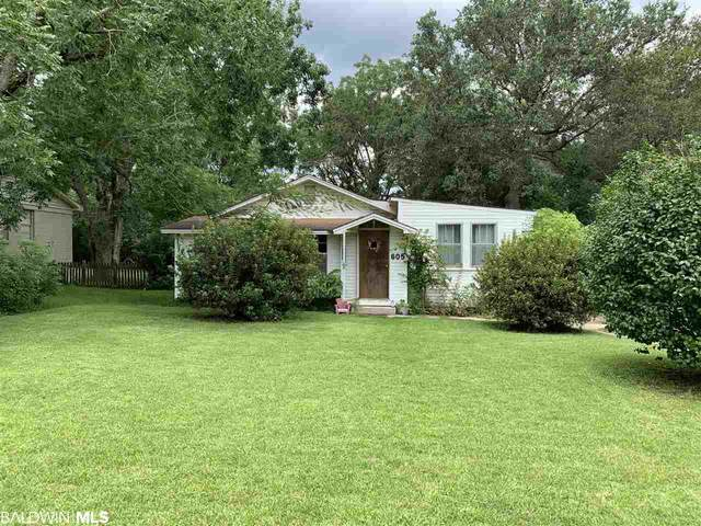 605 Bellangee Street, Fairhope, AL 36532 (MLS #301817) :: The Kim and Brian Team at RE/MAX Paradise