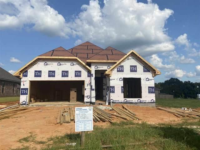 909 Charleston Loop, Fairhope, AL 36532 (MLS #301839) :: Elite Real Estate Solutions
