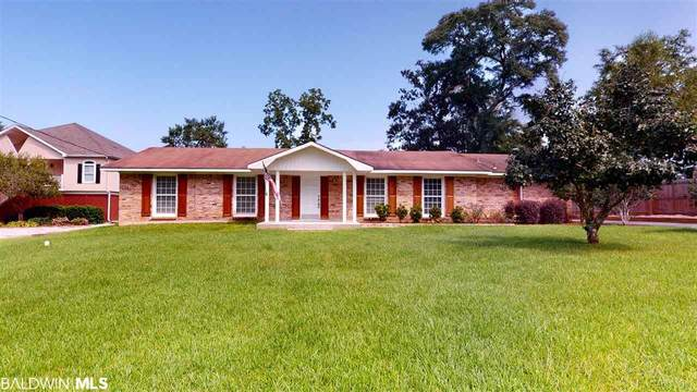 3862 Cypress Shores Dr, Mobile, AL 36619 (MLS #301934) :: Elite Real Estate Solutions