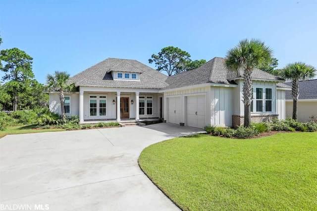 4621 Bayou Court, Orange Beach, AL 36561 (MLS #302091) :: Coldwell Banker Coastal Realty
