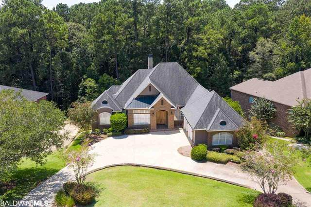 30547 Middle Creek Circle, Spanish Fort, AL 36527 (MLS #302195) :: Coldwell Banker Coastal Realty