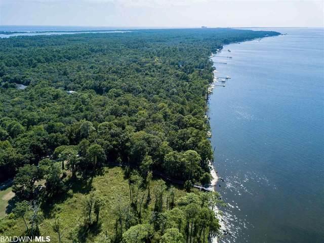 0 Old Fort Morgan Trail, Gulf Shores, AL 36542 (MLS #302255) :: Coldwell Banker Coastal Realty