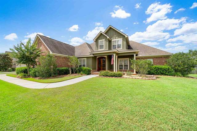 24873 Yawley Drive, Daphne, AL 36526 (MLS #302351) :: Dodson Real Estate Group