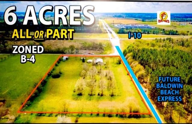 20637 County Road 68, Robertsdale, AL 36567 (MLS #302415) :: Dodson Real Estate Group