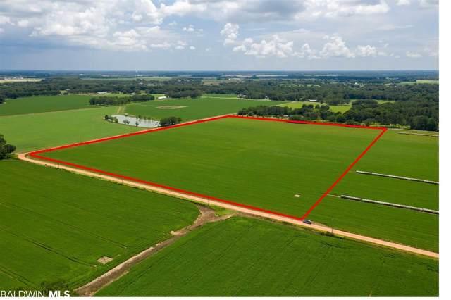 0 Ted Lysek Rd, Summerdale, AL 36580 (MLS #302439) :: Elite Real Estate Solutions