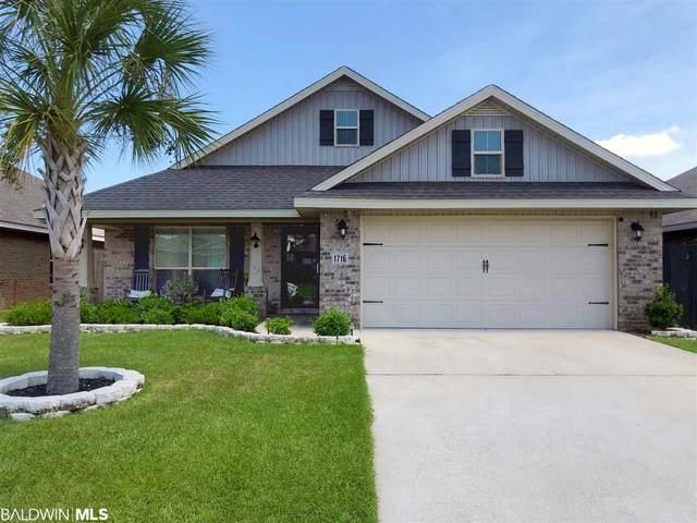 1716 Arcadia Drive, Foley, AL 36535 (MLS #302649) :: Elite Real Estate Solutions
