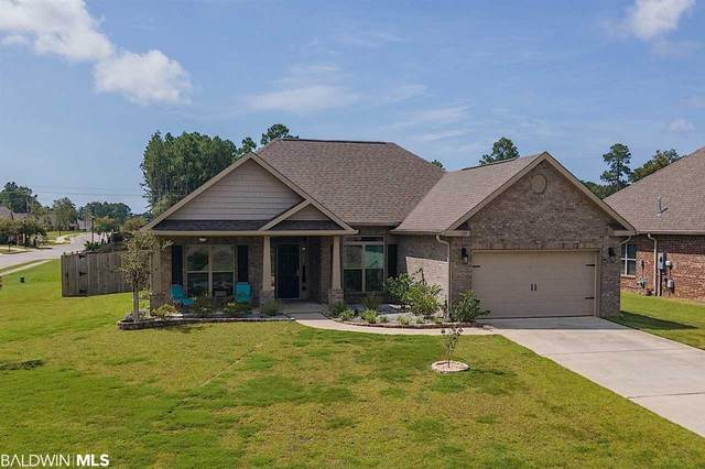 384 Thornhill Circle, Gulf Shores, AL 36542 (MLS #302909) :: Coldwell Banker Coastal Realty