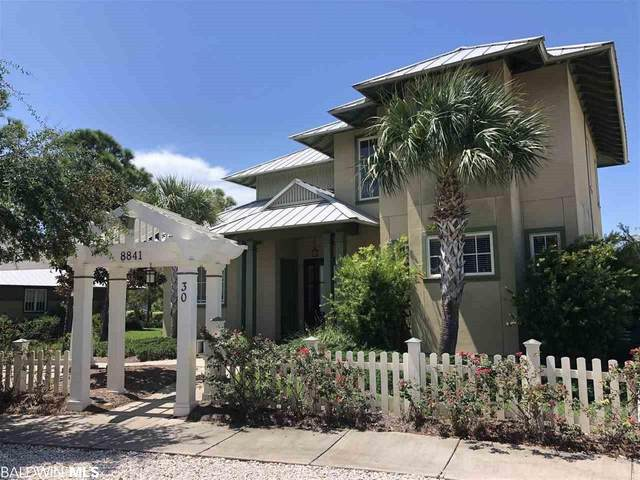 8841 Cape Lane #30, Gulf Shores, AL 36542 (MLS #303353) :: Mobile Bay Realty