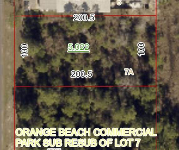 0 Public Works Rd, Orange Beach, AL 36561 (MLS #303411) :: Alabama Coastal Living