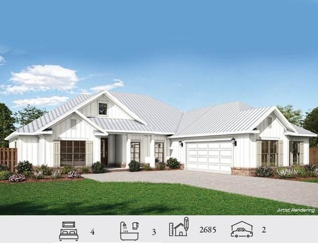 4611 Surrey Lane, Orange Beach, AL 36561 (MLS #303456) :: Ashurst & Niemeyer Real Estate