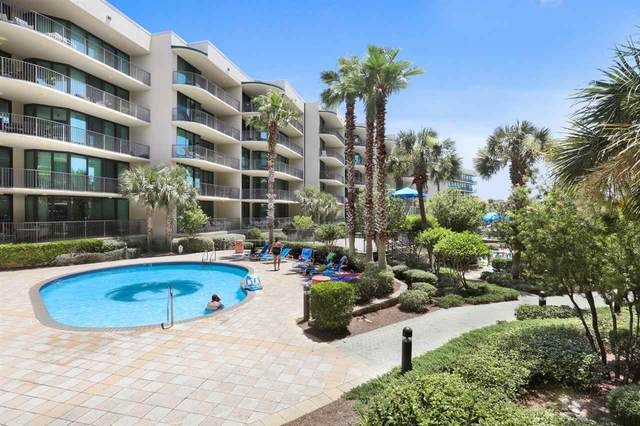 27580 Canal Road #1115, Orange Beach, AL 36561 (MLS #303561) :: Gulf Coast Experts Real Estate Team