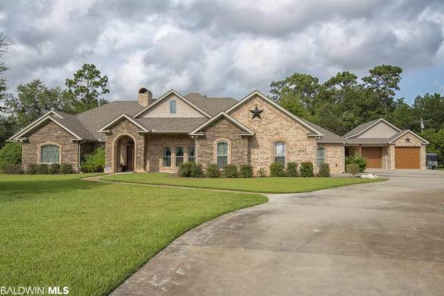 8545 Palmetto Way, Foley, AL 36535 (MLS #303874) :: Elite Real Estate Solutions
