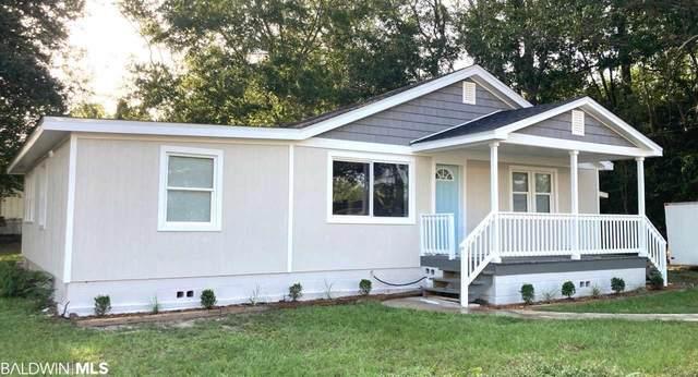 4866 Calhoun Road, Mobile, AL 36619 (MLS #303972) :: Coldwell Banker Coastal Realty