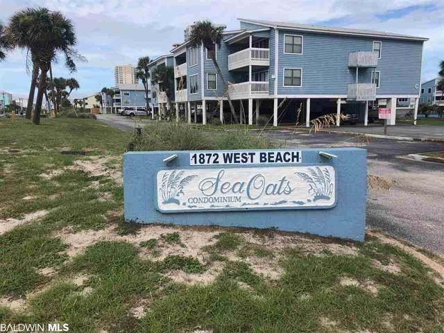 1872 W Beach Blvd B 106, Gulf Shores, AL 36542 (MLS #304183) :: Gulf Coast Experts Real Estate Team