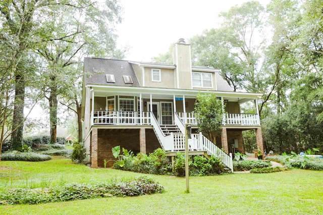 1920 Foxfire Rd, Mobile, AL 36618 (MLS #304252) :: Elite Real Estate Solutions
