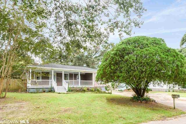 5213 Brentwood Lane, Mobile, AL 36608 (MLS #304348) :: JWRE Powered by JPAR Coast & County