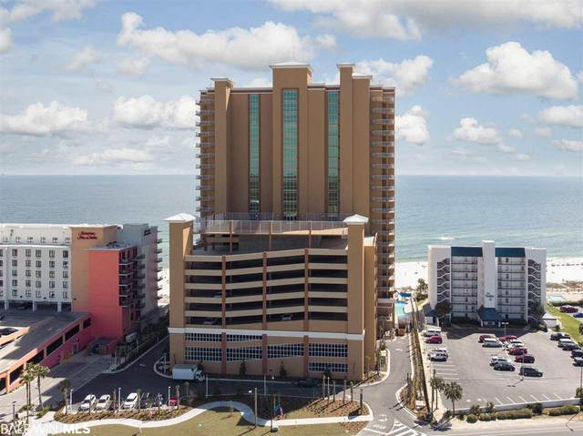 25494 Perdido Beach Blvd #2202, Orange Beach, AL 36561 (MLS #304351) :: Ashurst & Niemeyer Real Estate