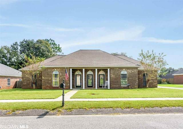 2580 Oak Grove Drive, Semmes, AL 36575 (MLS #304471) :: Gulf Coast Experts Real Estate Team