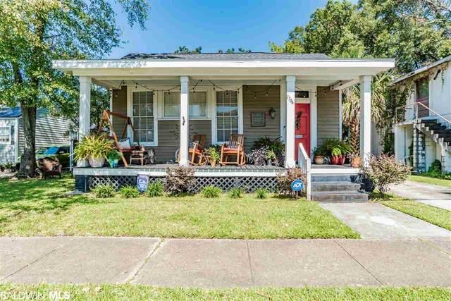 1706 Mcgill Avenue, Mobile, AL 36604 (MLS #304686) :: Alabama Coastal Living