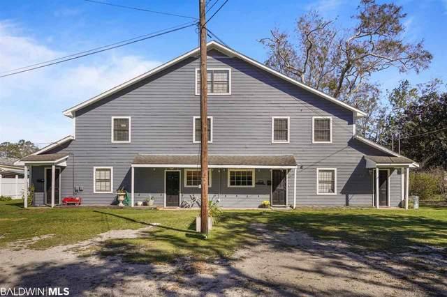 110 Mcconnell Av, Bay Minette, AL 36507 (MLS #304755) :: Dodson Real Estate Group