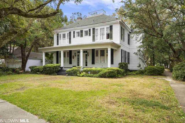 250 Roper Street, Mobile, AL 36604 (MLS #304878) :: Coldwell Banker Coastal Realty
