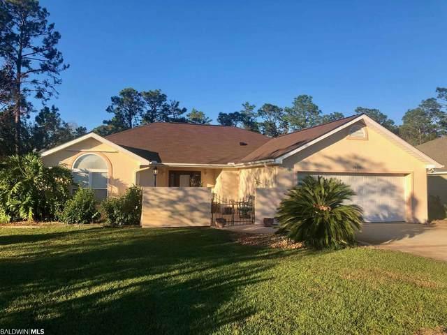 24393 Sailfish Lane, Orange Beach, AL 36561 (MLS #305090) :: Dodson Real Estate Group