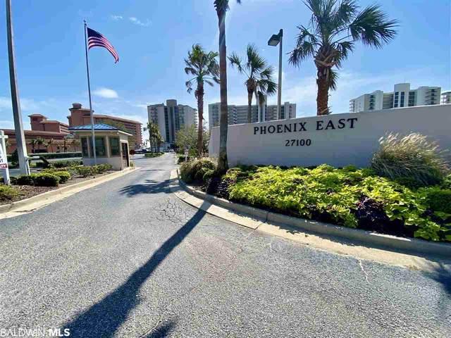 27100 Perdido Beach Blvd #208, Orange Beach, AL 36561 (MLS #305346) :: Dodson Real Estate Group