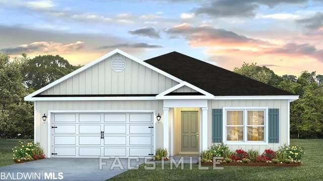 7447 Coppin Drive, Foley, AL 36535 (MLS #305358) :: Coldwell Banker Coastal Realty