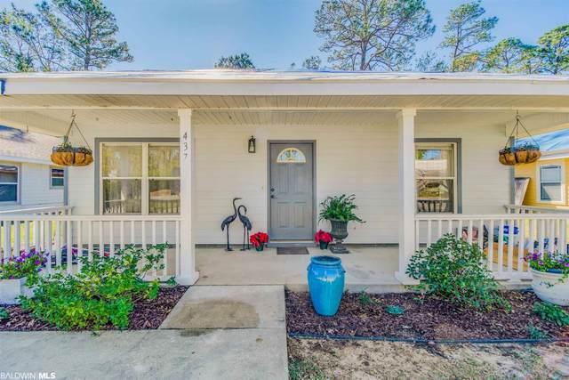 437 E 21st Avenue, Gulf Shores, AL 36542 (MLS #305428) :: Mobile Bay Realty