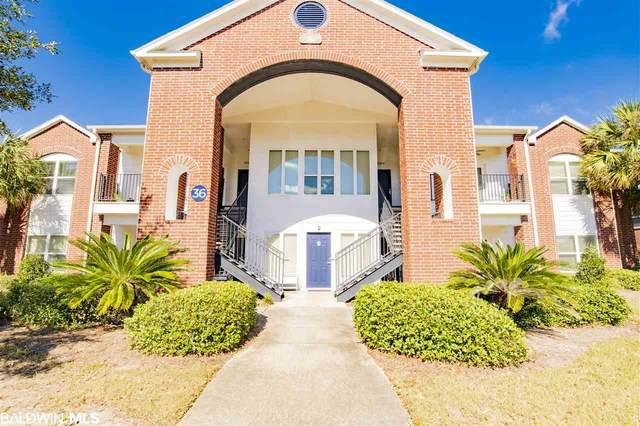 20050 E Oak Road #3606, Gulf Shores, AL 36542 (MLS #305430) :: Dodson Real Estate Group