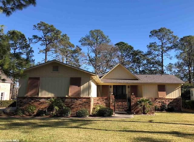 707 Wedgewood Drive, Gulf Shores, AL 36542 (MLS #305685) :: EXIT Realty Gulf Shores