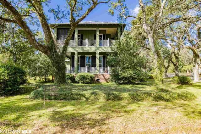 14507 Island Avenue, Magnolia Springs, AL 36555 (MLS #305874) :: Coldwell Banker Coastal Realty