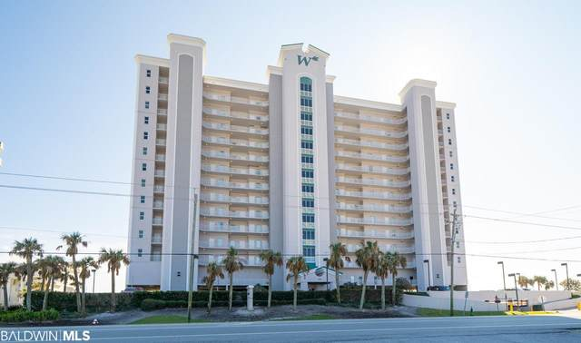 14511 Perdido Key Dr #703, Pensacola, FL 32507 (MLS #305970) :: The Kathy Justice Team - Better Homes and Gardens Real Estate Main Street Properties