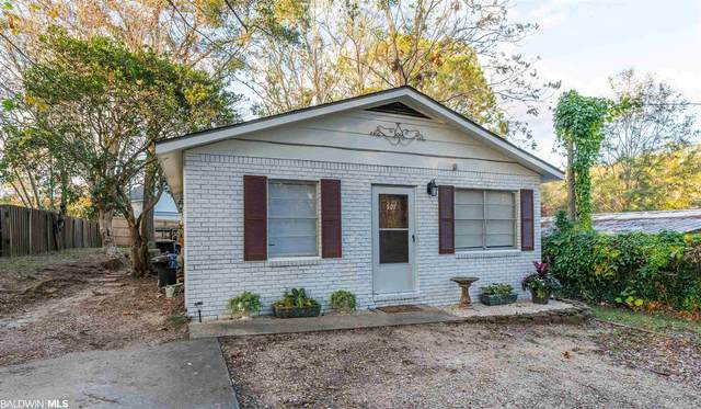 507 Nichols Avenue, Fairhope, AL 36532 (MLS #306004) :: Dodson Real Estate Group