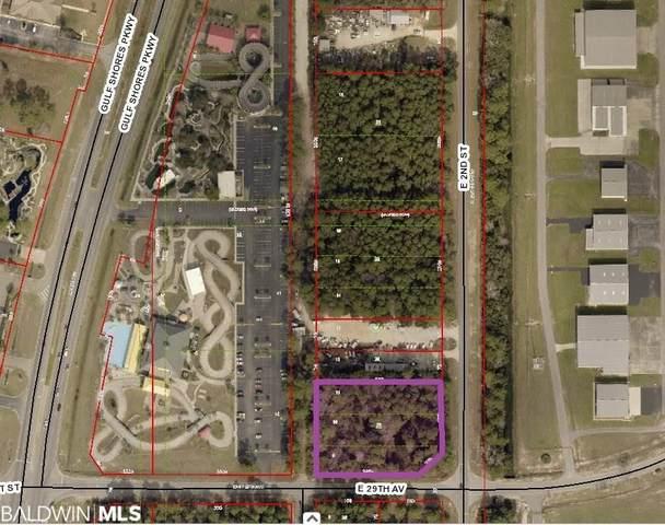 0 E 29th Avenue, Gulf Shores, AL 36542 (MLS #306023) :: Coldwell Banker Coastal Realty