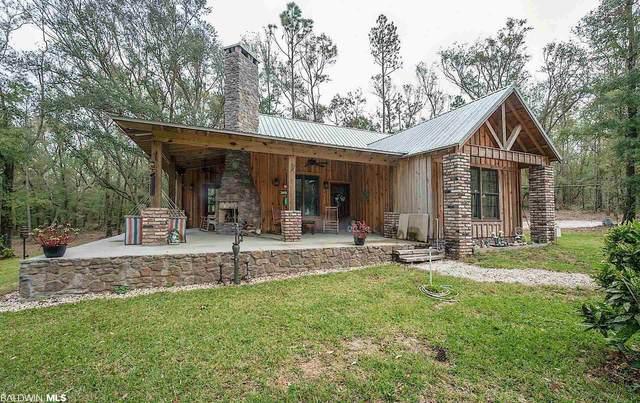 15277 Richards Ln, Magnolia Springs, AL 36555 (MLS #306027) :: Dodson Real Estate Group
