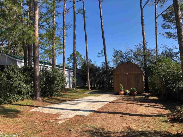 90 Horn Dr, Lillian, AL 36549 (MLS #306042) :: Dodson Real Estate Group